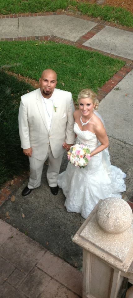 Mr. and Mrs. Pedro Ramirez