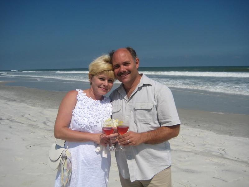 Mr. and Mrs. David Vickery