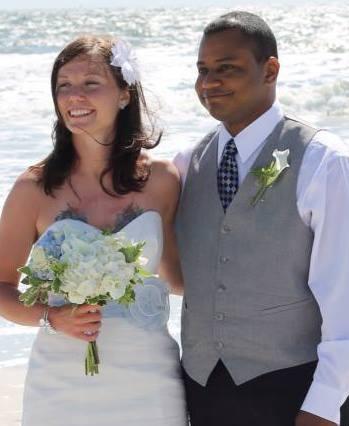 Mr. and Mrs. Oliver Rivera