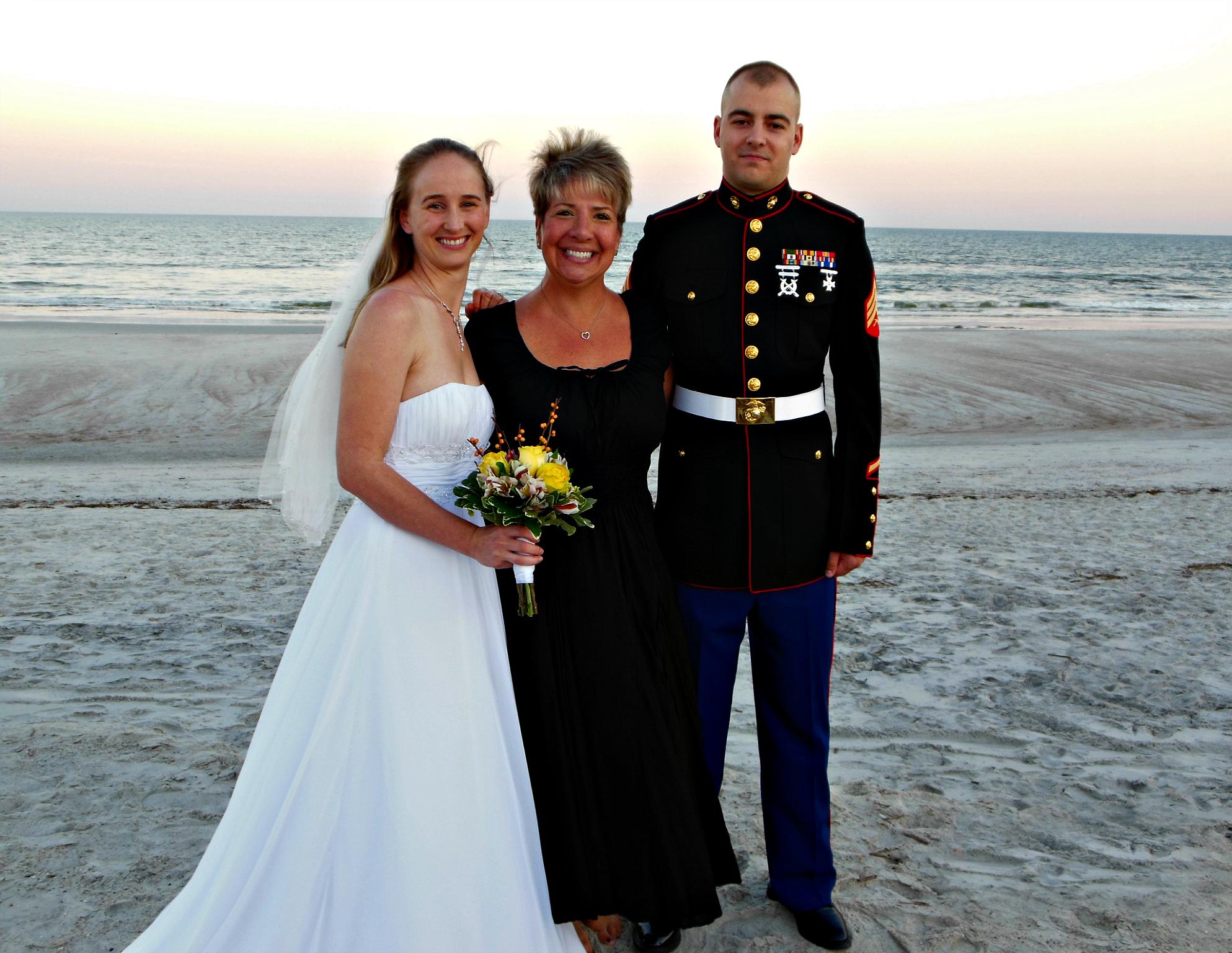 Mr. and Mrs. Brandon Coleman