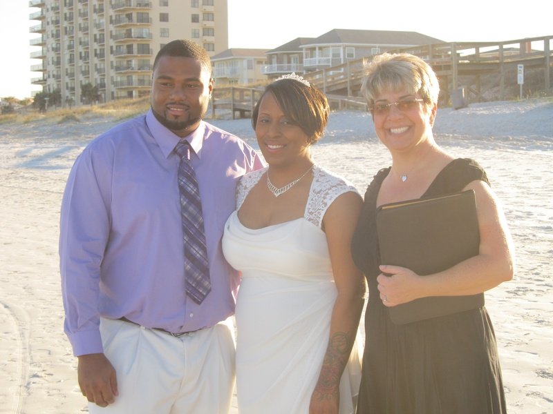 Mr. and Mrs. Kenneth Jackson